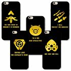 overwatch Pharah Roadhog Symmetra Tracer Widowmaker ultimate skill iPhone case