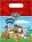 PAW PATROL - LOOT PARTY BAGS  - Various amounts - for boys & girls favours