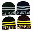 Unisex Harry Potter Hufflepuff Slytherin Gryffindor Ravenclaw Warm Wool Hat Cap