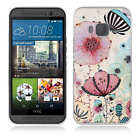 (250+ Phone Model) Patterned Soft TPU Rubber Back Skin Silicone Case Cover