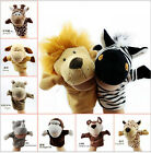 Cute cartoon animals parent-child interactive educational hand puppets toys