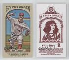 2011 Topps Gypsy Queen Mini Red Back #233 Yunesky Maya Washington Nationals Card