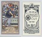 2012 Topps Gypsy Queen Mini Straight Cut #272 Craig Kimbrel Atlanta Braves Card