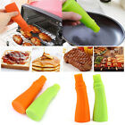 Silicone Honey Oil Brush&Bottle Kitchen BBQ Tool Cooking Baking Pancake Basting