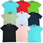 Tommy Hilfiger Shirt Mens Lightweight Polo Mesh Polyester Golf Collar Casual New