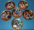 007 JAMES BOND COLLECTORS PLATES - SELECT INDIVIDUAL PLATE $52.56 AUD