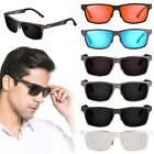 Men's Aluminum Magnesium Polarized Sunglasses Sports Mirror Sun Glasses Eyewear