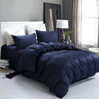 1800 Series Egyptian Comfort 4 Pieces deep Pocket Bed Sheet Set Colors All Sizes image
