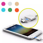 Magnetic USB Auto Connect Charger Cable Adapter Data For Android Samsung HTC