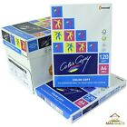 Color Copy A4 White Paper PREMIUM 120gsm Printing 1 2 3 4 5 Reams Of 250 Sheets