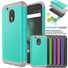For Motorola Moto G4/Moto G Play Armor Shockproof Rugged Rubber Hard Case Cover