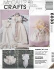 McCall's 6608 Heavenly Accents   Sewing Pattern
