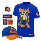 "WWE John Cena ""Respect. Earn It."" Youth T-Shirt Package *NEU* Kinder Cap Dog Tag"