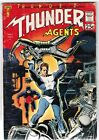 T.H.U.N.D.E.R. Agents 1 (1965) G/VG First Dynamo, Norman, Methor, Thunder Squad!