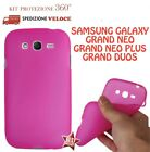COVER CUSTODIA CASE IN GOMMA GEL SILICONE TPU per SAMSUNG GALAXY GRAND NEO I9060