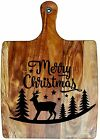 Engraved Painted & Bread/Chopping Board - Christmas Gift 67