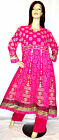 Shalwar Kameez Eid Pakistani Designer Anarkali Stitched Abaya Hijab Dress UK 16
