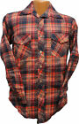 Flannel Shirt  W/Quilted Lining  Two Pocket by Hi Gear  Button-Front   S to Med.