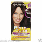 2 x Garnier Belle Permanent Hair Colour - Ebony Brown 3.03 Dye 2 Boxes
