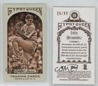 2011 Topps Gypsy Queen Mini Sepia #76 Felix Hernandez Seattle Mariners Card