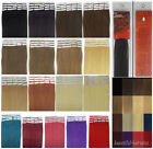"""16""""-24""""Long Double Tape In Straight Remy Human Hair Extensions 20Pcs Silk Beauty"""