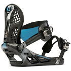 K2 Snowboard Bindings - Indy - Black, All-Mountain Freestyle, Large