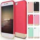 For iPhone 6s 7 Plus Case Protective Soft Interior Slider Style Hard Case Cover