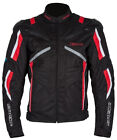 Spada Motorcycle Textile Jacket X-Sport WP Black/Red/White