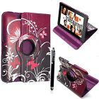 Folio Stand Leather Case Cover For Various Amazon Kindle Fire 7/8/10 inch Tablet