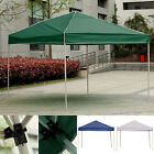 3 x 3 m POP UP FOLDING GAZEBO HEAVY DUTY WEDDING PARTY TENT MARQUEE