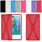 Ultra Thin Soft TPU Silicone Case Covers Skin Protector for Apple iPod Nano 7