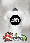 T-SHIRT UOMO DONNA ARCTIC MONKEYS 1 MUSICA