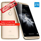 "64GB+4GB 5.5"" ZTE AXON 7 Quad Core 4G LTE Android 6.0 Smartphone Mobile 20MP UK"