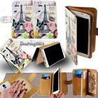 Leather Stand Flip Wallet Cover Mobile Phone Case For Huawei Ascend Mate Models