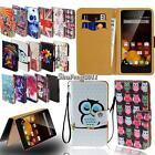 argos mattress cover - New Leather Stand Flip Wallet Cover Mobile Phone Case For Argos Bush Smartphone