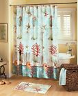 Barbados Bathroom Collection Shower Curtain Hooks Lakeside Tub Accessories Set