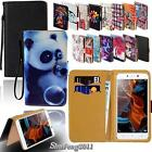 New Leather Stand Flip Wallet Cover Case For Lenovo series A Models SmartPhone