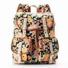 Candie's® Womens  Girls  Backpacks Multi  Floral-Dots-Crochet-Striped-Tribal NWT