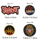 Embroidered Patchs Sew On Badge Bag Fancy Dress Applique DIY Geun-11