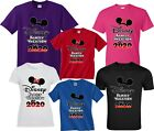2020 DISNEY FAMILY VACATION T-SHIRTS DISNEY CUTE  ALL SIZES MINNIE & MICKEY image