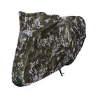 Oxford Aquatex Camo Motorbike Cover Outdoors Motorcycle Protecting Cover