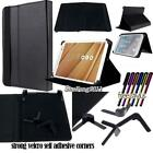 New FOLIO LEATHER STAND CASE COVER For Various ARCHOS  80 8inch Tablet + STYLUS