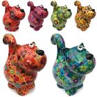 BEAUTIFUL CERAMIC POMME PIDOU DOROTHY CAT MONEY BOX WITH FREE COLOUR GIFT BOX