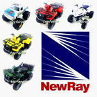 New Ray Classic Callection 1:32 Suzuki ATV Die-Cast New In Stock