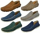Mens Anatomic Slip On Loafers - 'Aruja'