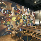 3D Food Dining Table Wall Paper Murals Wall Print Decal Wall Deco AJ WALLPAPE