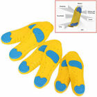 UK SELER Shock Absorption Memory Foam  Arch Support Shoe Insoles Pad Pain Relief