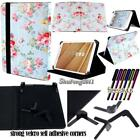 Folio Stand Leather Cover Case For Various Vodafone Smart Tab 1/2/3/4/6/7 Tablet