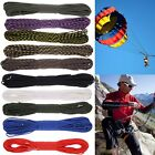 550 Reflective Paracord Parachute Cord Lanyard Spec Type III 7 Strand Core 100ft