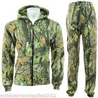 COUNTRY CAMOUFLAGE TRACKSUIT  S - 5XL JOGGING BOTTOMS ZIP HOODIE STORMKLOTH